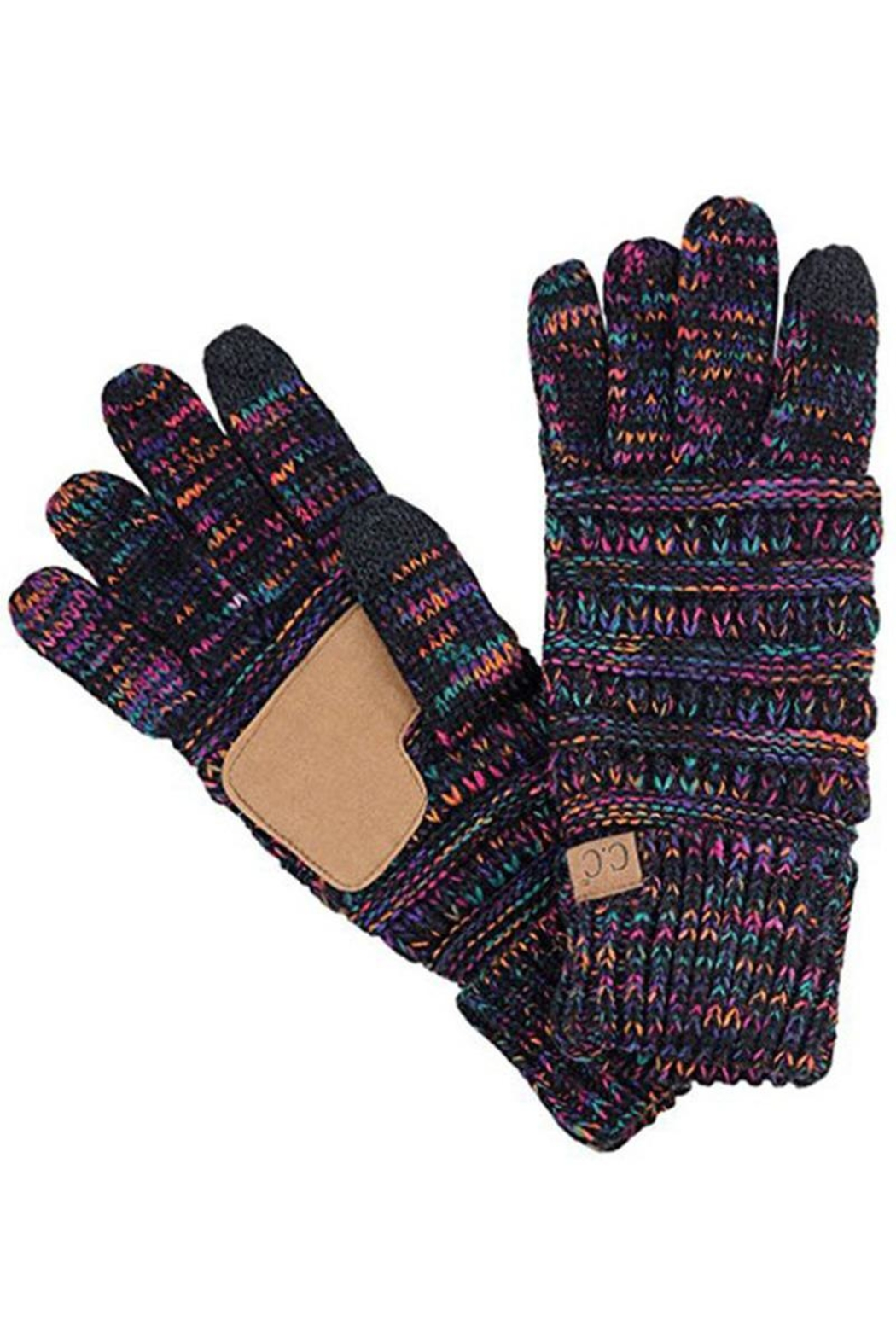 C.C. Touchscreen Compatible Gloves - Main Image