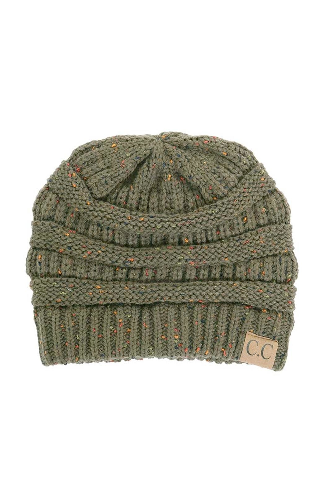 C.C Beanie Cable Knit Hat from Minneapolis by StyleTrolley — Shoptiques b3d42f41bb7