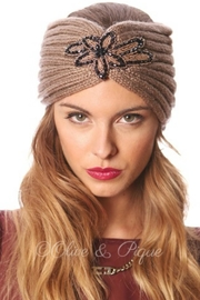 b09bd13fbc8 C.C Beanie Sequin Floral Headwrap from California by Apricot Lane ...