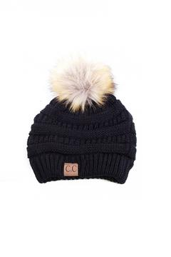 C.C Beanie The Janet Beanie - Alternate List Image