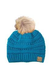 C.C Beanie The Mindy Beanie - Front cropped