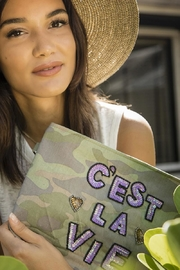 Ale by Alessandra C'est Lavie Clutch - Product Mini Image