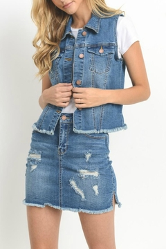 Shoptiques Product: Denim Vest