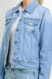 C'ESTTOI Light Denim Jacket - Other