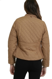 C'ESTTOI Quilted Jacket - Back cropped