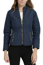 C'ESTTOI Quilted Jacket - Front full body
