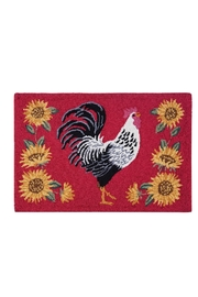 C&F Enterprises Rooster Rug - Product Mini Image