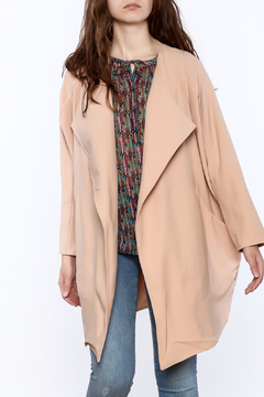 Shoptiques Product: Blush Duster Jacket