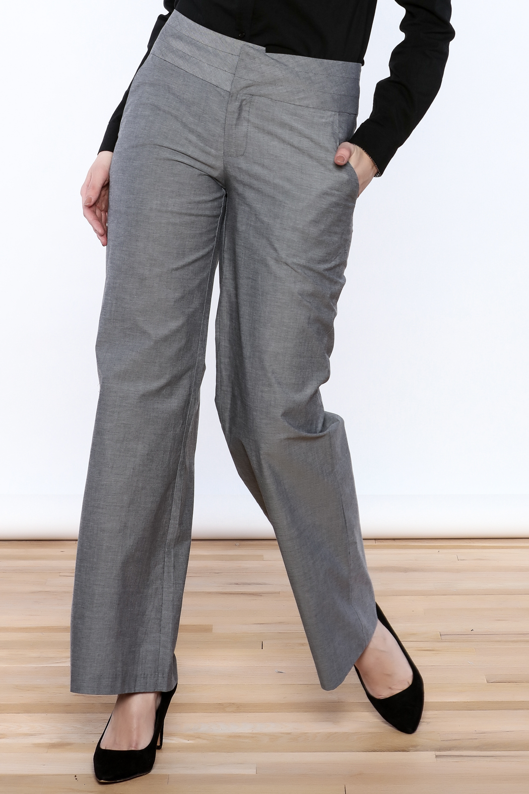 C. Luce Straight Cut Pants - Main Image
