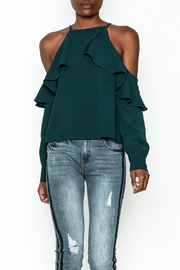 C. Luce Could Shoulder Blouse - Product Mini Image