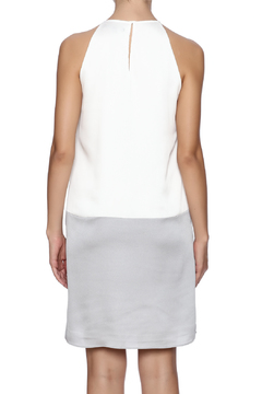 C. Luce Grey White Dress - Alternate List Image