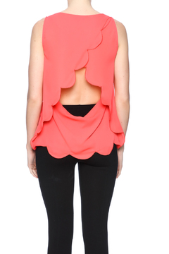 Shoptiques Product: Layered Scallop Top
