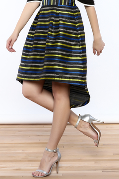 C. Luce High-Low Skirt - Product List Image