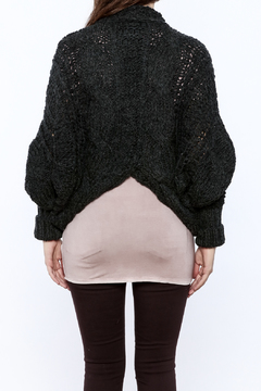 C. Luce Open Cropped Sweater - Alternate List Image