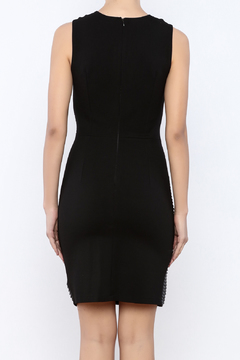 C. Luce Vegan Leather Dress - Alternate List Image