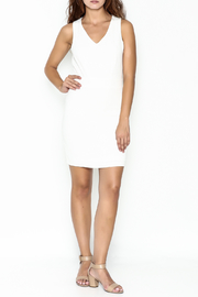 C. Luce White Stella Dress - Side cropped