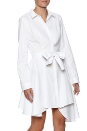 C/MEO COLLECTIVE White Shirt Dress - Product Mini Image