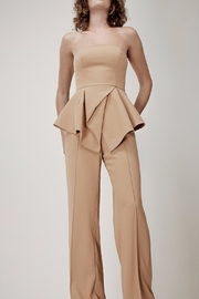 C/MEO COLLECTIVE Fitted Bustier Top - Product Mini Image