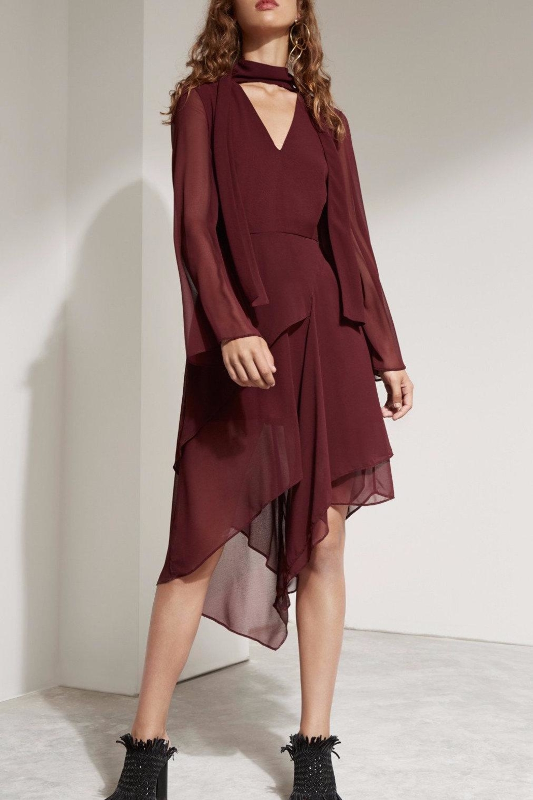 C/MEO COLLECTIVE Flowy Dress - Main Image
