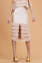 C/MEO COLLECTIVE Fringed Skirt - Product Mini Image