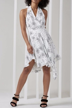 C/MEO COLLECTIVE Shortsleeve Wrap Dress - Product List Image