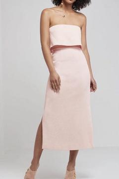 C/MEO COLLECTIVE Strapless Dress - Product List Image