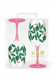 C.R. Gibson Cabana Wine Set - Front cropped