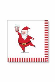 C.R. Gibson Santa Lunch Napkins - Product Mini Image