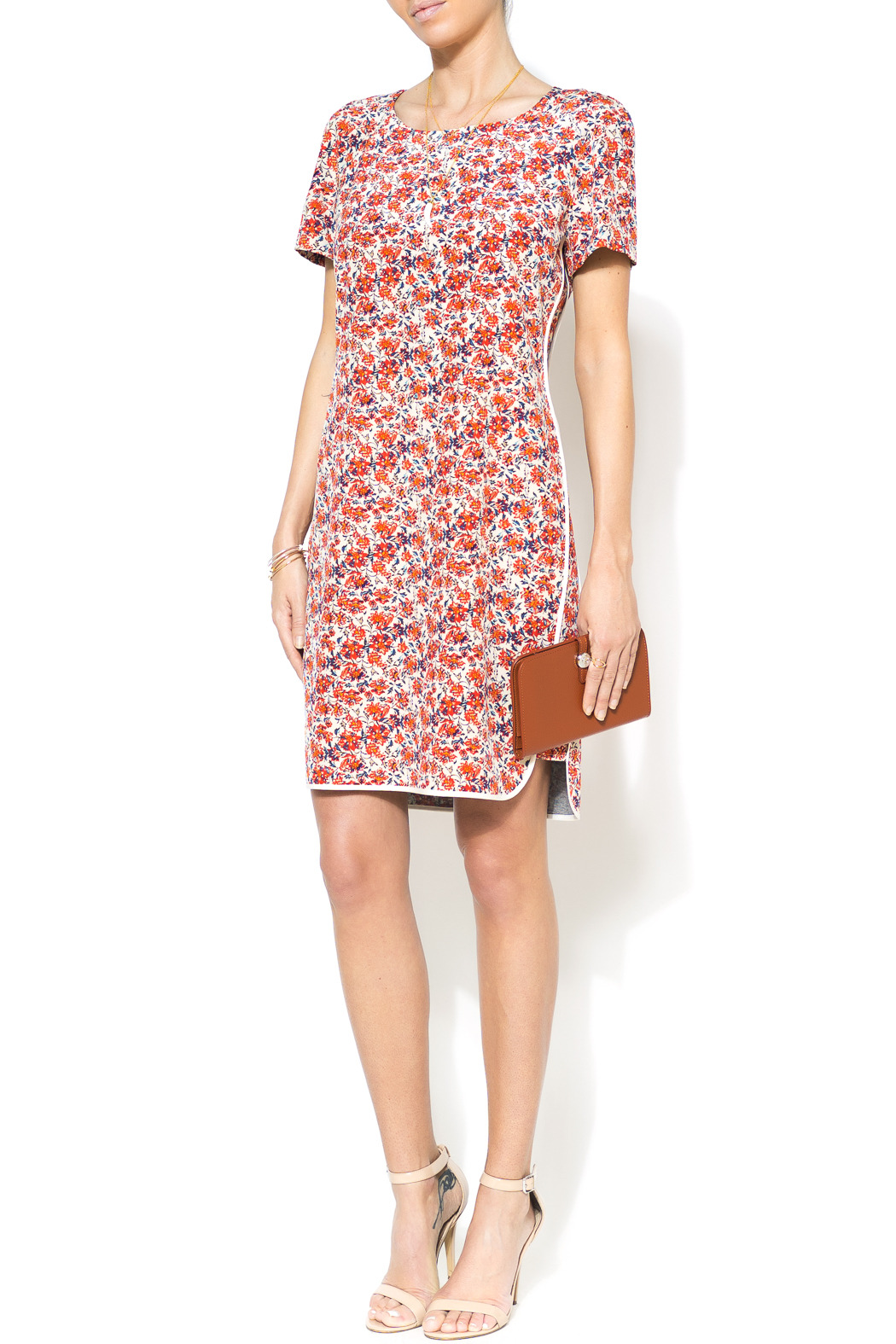 Rebecca Taylor Sweet William Dress - Front Full Image