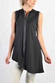 gr.dano Zippered Vest - Front cropped