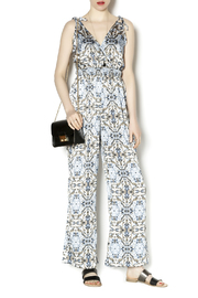 Nikibiki Shoulder Tie Jumpsuit - Product Mini Image
