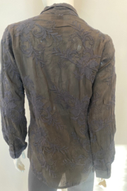 Johnny Was C14120-O - Ginger Top - Side cropped