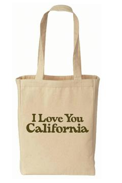 Shoptiques Product: Caifornia Canvas Bag