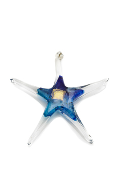 Shoptiques Product: Handblown Glass Starfish