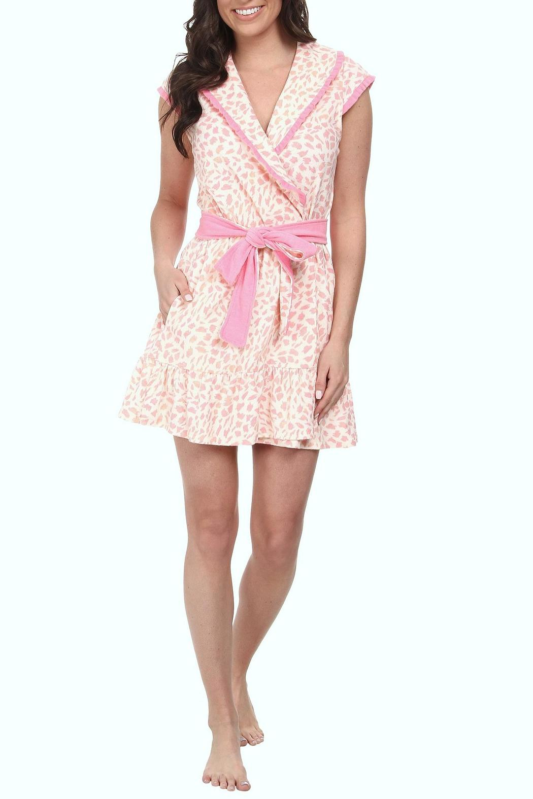 Betsey johnson baby terry robe from missouri by clair de for Robes de mariage de betsey johnson