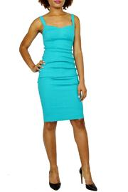 Nicole Miller Bustier Sheath Dress - Product Mini Image