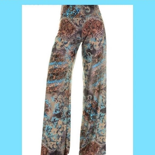 Shoptiques Product: Straight Boho Pants