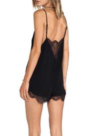 Lovers + Friends Ruby Lace Romper - Side cropped