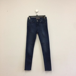 Shoptiques Product: Mid-Rise Skinny Jeans