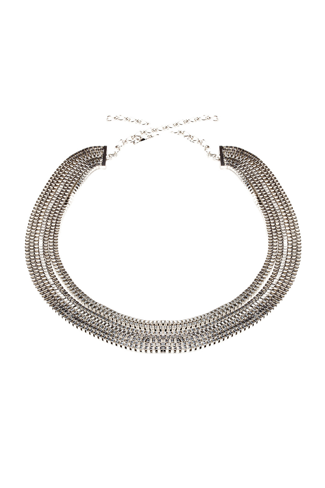 MAI Collection Multi-Chain Necklace - Main Image