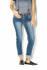 Sublevel Stretchy Jeans - Product Mini Image