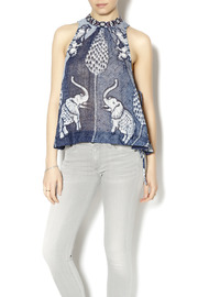 Free People Easy Rider Top - Product Mini Image