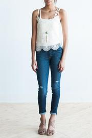 Bishop + Young Crochet Tank - Back cropped