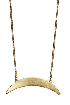 Jenny Bird Crescent Moon Necklace - Product List Image