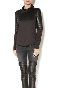 Generation Love  Michaela Scuba Turtleneck - Product List Image