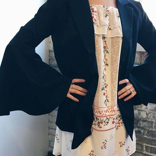Shoptiques Product: Bellfull Blazer