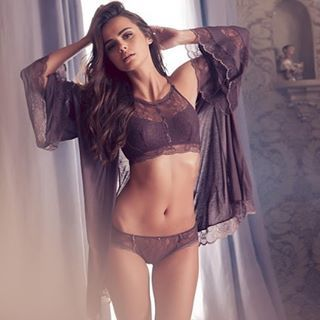 Shoptiques Sheer Lingerie Set