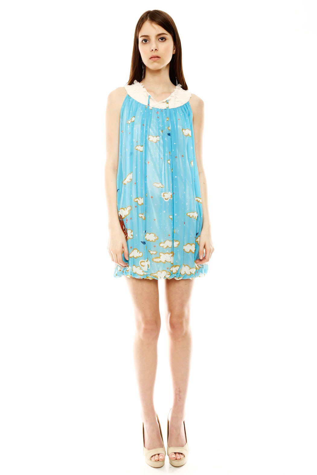 Miss Hoe Dreamy Tunic - Front Full Image