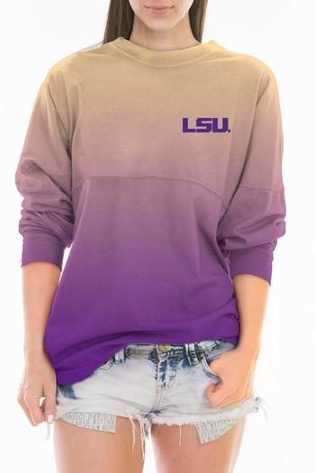 Lsu Ombre Jersey - Main Image