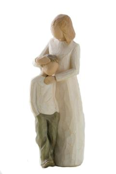 Willow Tree(r) by Susan Lordi, from DEMDACO Willowtree Mother & Son - Alternate List Image